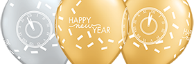 Balloon Drops and Packages for New Years with Free Shipping You Say?