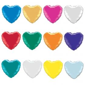 18 inch Heart Foil Balloons