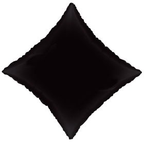 18 inch Black Diamond Foil Balloons