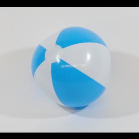 16 inch Light Blue White Beach Balls