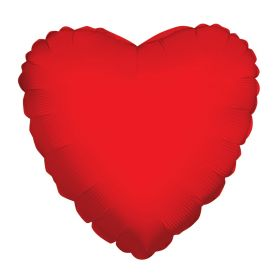18 inch Red Heart Foil Balloons