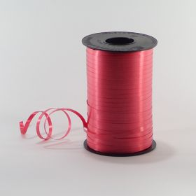 Red Curling Ribbon Spool - 3/16 inch x 500 yards