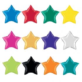 18 inch Star Foil Balloons