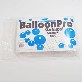 Balloon Pro 250 Balloon Drop Net Kit - 7 ft Star Shape