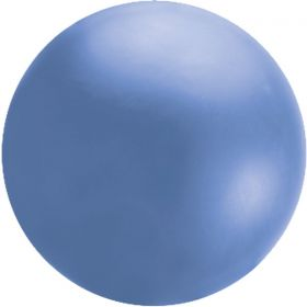 Round 5.5 Foot Blue Cloudbuster Balloons