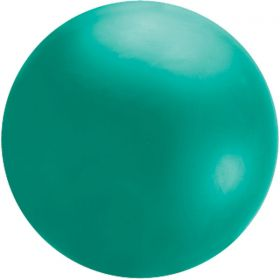 Round 5.5 Foot Green Cloudbuster Balloons
