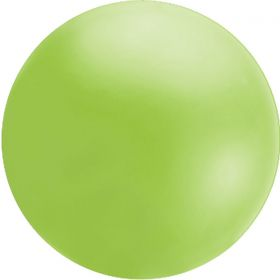 Round 5.5 Foot Lime Green Cloudbuster Balloons