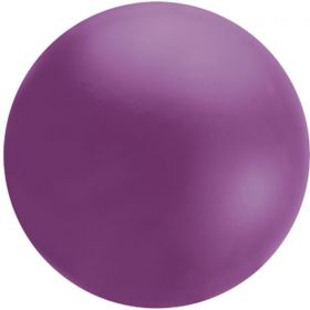 Round 5.5 Foot Purple Cloudbuster Balloons