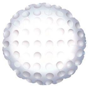 18 inch Golf Ball Foil Balloon