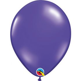 16 inch Quartz Purple Latex Balloons - 50 count