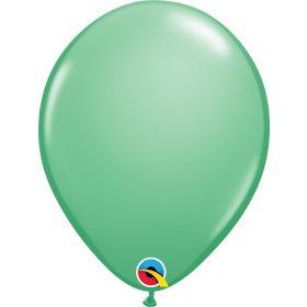 5 inch Qualatex Wintergreen Latex Balloons - 100 count