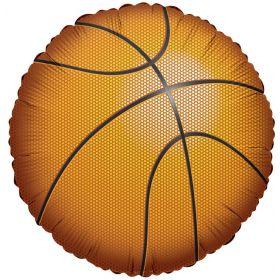 18 inch Basketball Foil Balloon