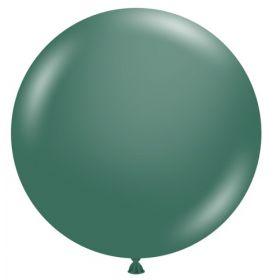 36 inch Tuf-Tex Evergreen Latex Balloon
