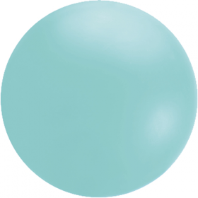 Giant 4 Foot Icy Blue Cloudbuster Balloon