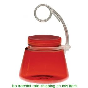 Premium Balloon Bouquet Weight Red - 10 count