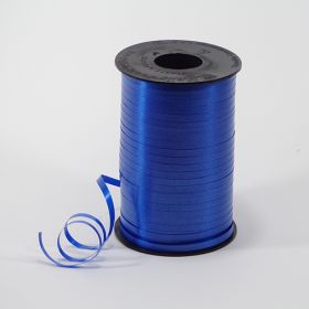 Royal Blue Curling Ribbon Spool - 3/16 inch x 500 yards