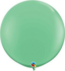 36 inch Qualatex Wintergreen Latex Balloons - 2 count