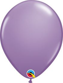 16 inch Qualatex Spring Lilac Latex Balloons - 50 count