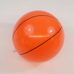 16 inch Basketball Design Beach Ball (11 inch inflated diameter)