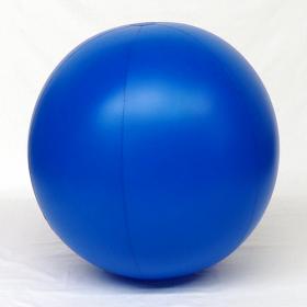 5 foot Blue Vinyl Display Ball