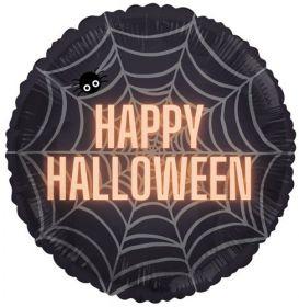 18 inch Tuf-Tex Boo-La-La Spooky Foil Balloon - Pkg