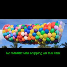 BOSS 2000 Balloon Pre-Strung Balloon Drop Net Kit - 4.5' x '45