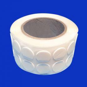 Premium Gel Tabs Non Permanent  Adhesive - roll of 500
