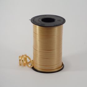 Gold Curling Ribbon Spool - 3/16 inch x 500 yards