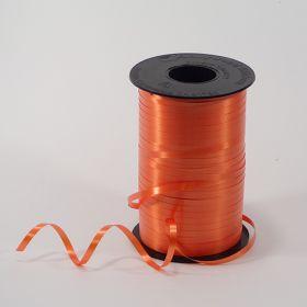 Orange Curling Ribbon Spool - 3/16 inch x 500 yards