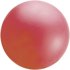 Giant 8 Foot Diameter Red Cloudbuster Balloon