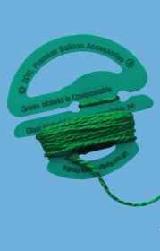 Premium SafeTite II Sealing Disc Green Compostable with string- 100 count