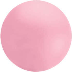 Giant 4 Foot Shell Pink Pastel Cloudbuster Balloon