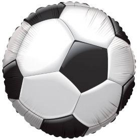 18 inch Soccerball Foil Balloon