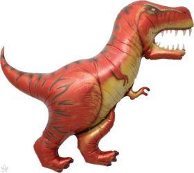 47 inch Northstar T-Rex Dinosaur Shape Foil Balloon