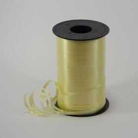 Yellow Curling Ribbon Spool - 3/16 inch x 500 yards