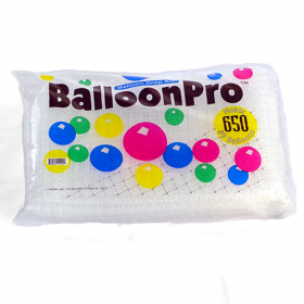 Balloon Pro 25 Foot Long Drop Net Kit for 650 - 9 inch Balloons