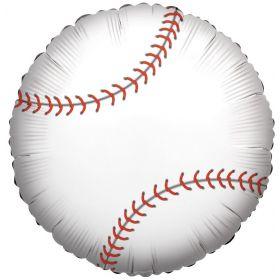 18 inch Baseball Foil Balloon