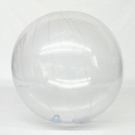 8.5 foot Clear Vinyl Advertising Balloon