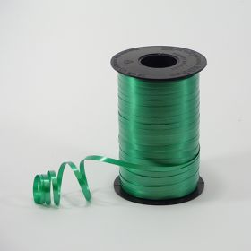 Emerald Green Curling Ribbon Spool - 3/16 inch x 500 yards