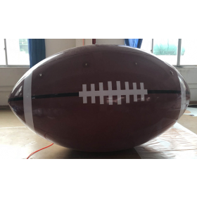 10 foot Vinyl Football Balloon