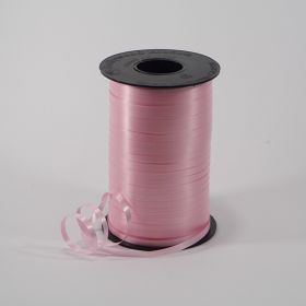 Light Pink Curling Ribbon Spool - 3/16 inch x 500 yards