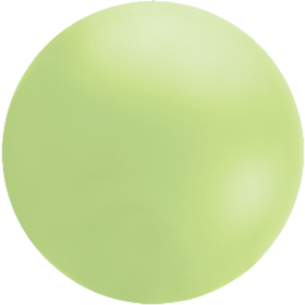Giant 4 Foot Pistachio Green Pastel Cloudbuster Balloon