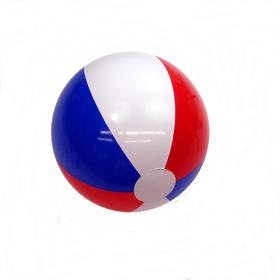 12 inch Red White Blue Beach Ball