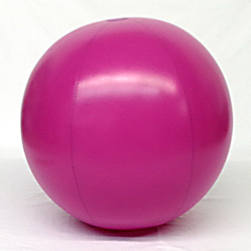 3 Foot Diameter Inflatable Vinyl Balls