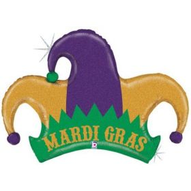Mardi Gras - St Patrick's Day Decorations