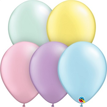 Qualatex 5 inch Latex Balloons