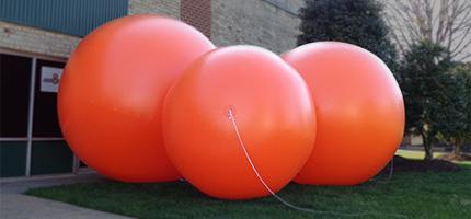 Giant Vinyl Balloons