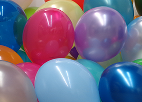 Tuf-Tex Latex Balloons in 5 Sizes