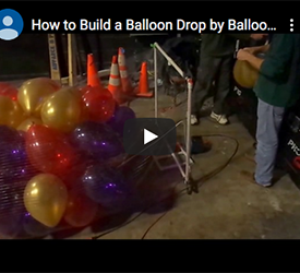 How to Build a Balloon Drop